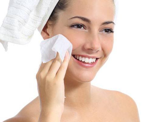 Toallitas para Limpieza Facial x 100 unidades