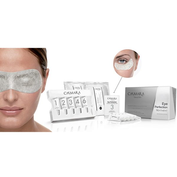 EYE PERFECTION TREATMENT. 6 fases.
